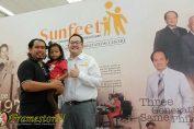 Sunfeet International Tawar Khidmat Pakar Penjagaan Kaki