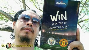 DASHING Let's Go Manchester Contest!