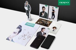 OPPO F5 Fattah Amin's Limited Edition