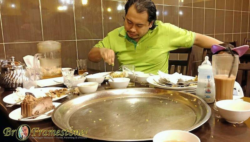 Setalam Nasi Arab Aroma Hijrah
