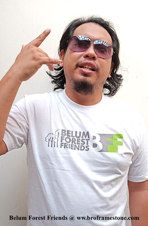 Belum Forest Friends - Bro Framestone