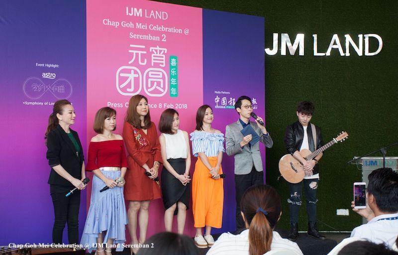 IJM Land Astro Celebrities