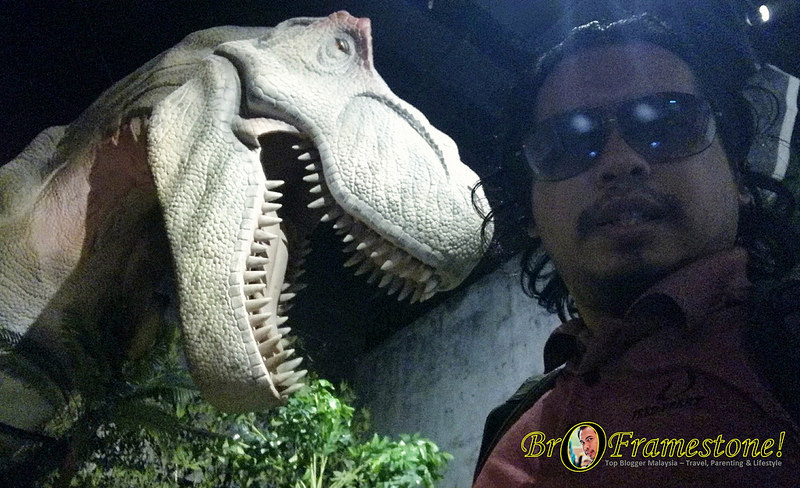 Dekati Hidupan Pra-Sejarah di Jurassic Research Centre, Resorts World Genting Highlands