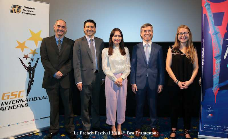 Acara Tahunan Terkemuka Le French Festival 2018 di Malaysia