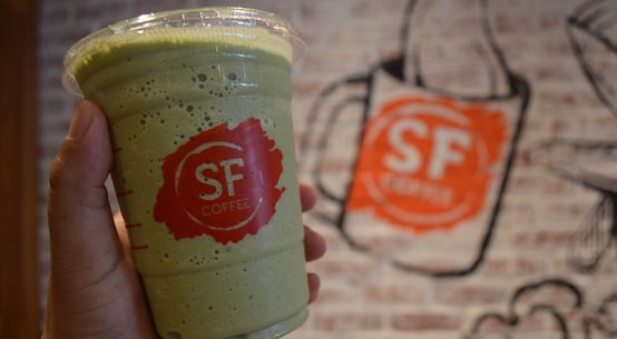 Matcharena San Francisco Coffee
