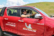 Michelin Off-Road Days - Berpeluang Pandu Uji Tayar Michelin FTX Force
