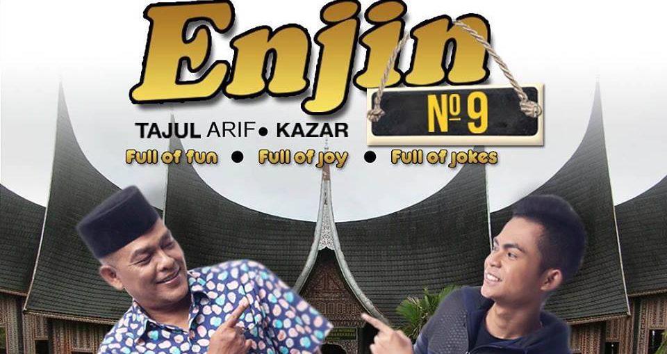 Poster Filem Enjin No.9