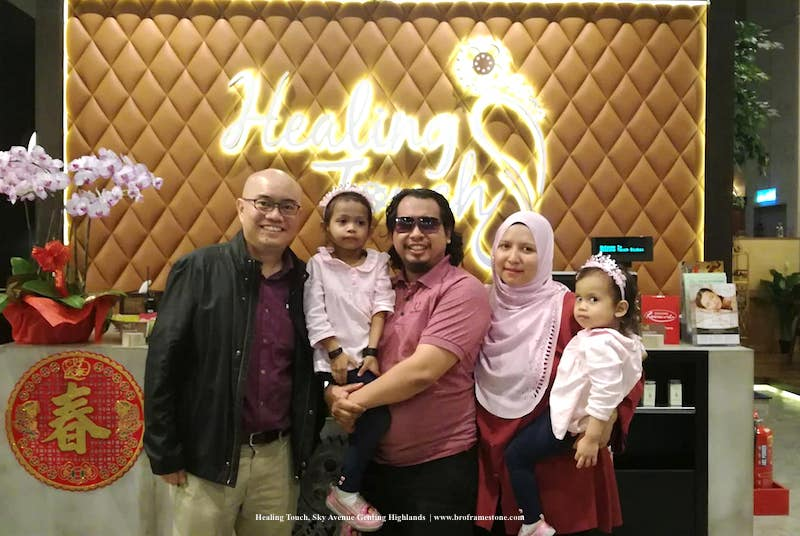 Healing Touch, Sky Avenue Genting Highlands