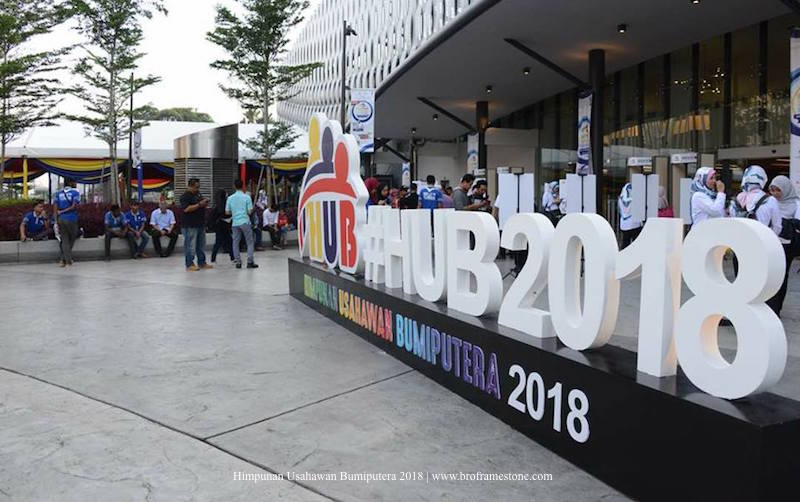 Himpunan Usahawan Bumiputera 2018
