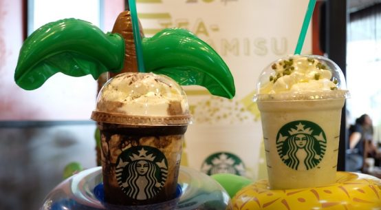 Two New Bold Limited-Edition Starbucks Frappuccino