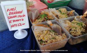Nasi Beriani Gham Special