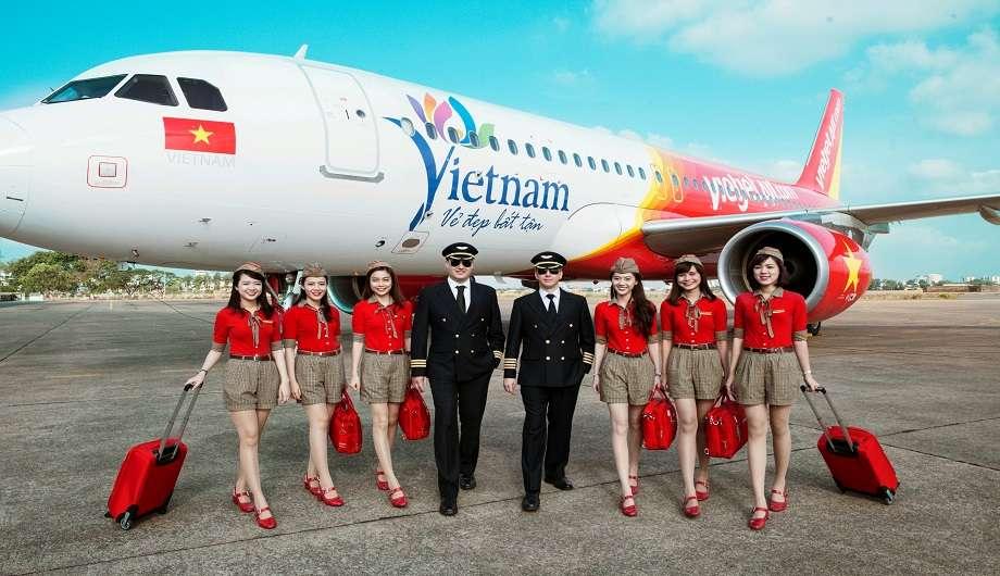 Percutian Keluarga Ke Vietnam Dengan Vietjet Air