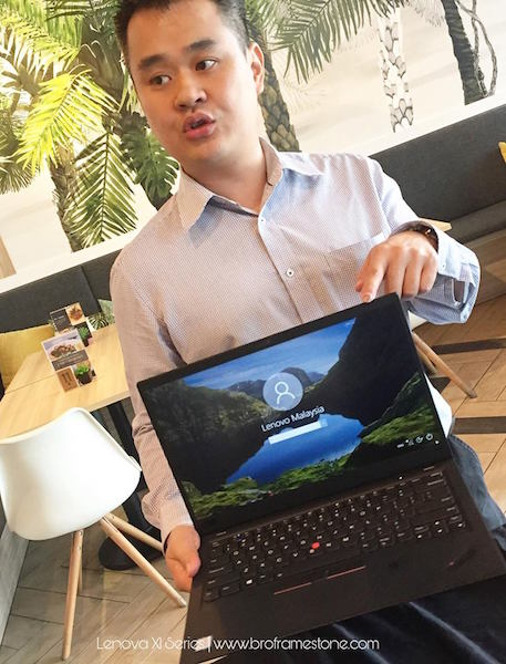 Preview Lenovo X1 Series