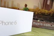 iPhone 6 Maxis