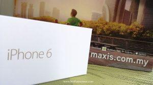 iPhone 6 Maxis