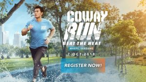 Coway Run 2018 Beat The Heat