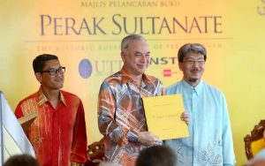 Perak Sultanate The Historic Royal Glory of Perak Tengah