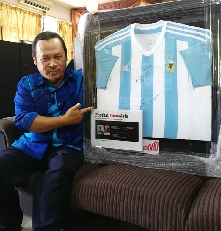Ahmad Marzuki Kempen Yoodo Bola