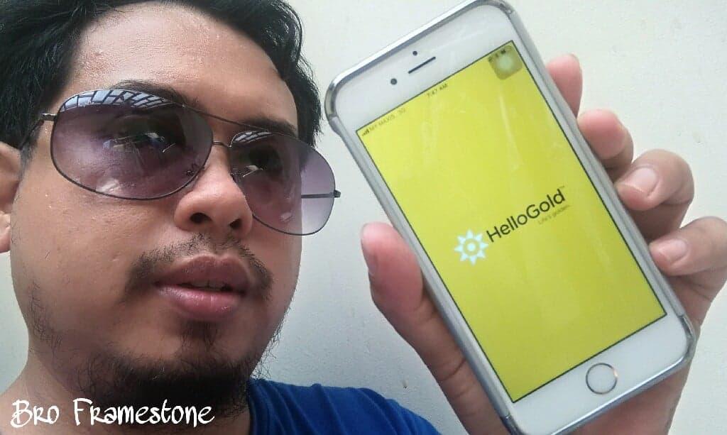 Aplikasi-HelloGold