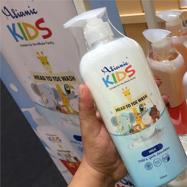 Asianic Kids Milk