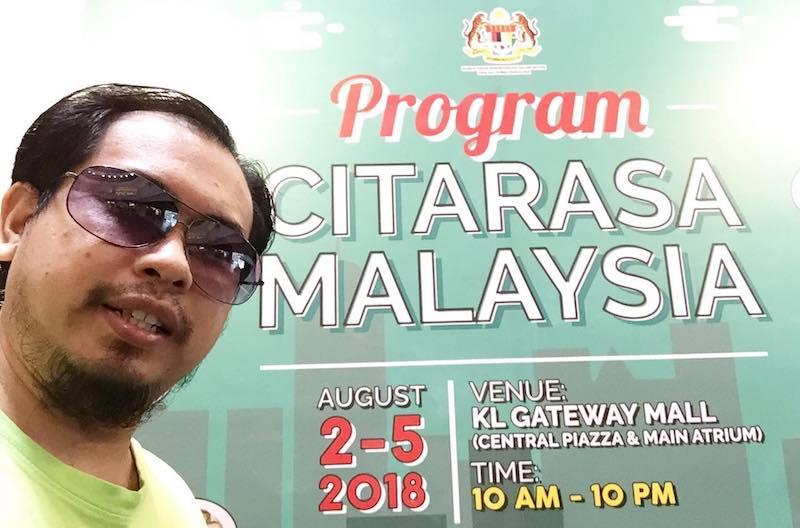 Program Citarasa Malaysia KL Gateway Mall