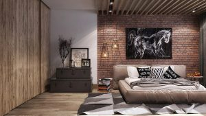 Inspiring Industrial Interiors That Features Exposed Brick Walls.jpg