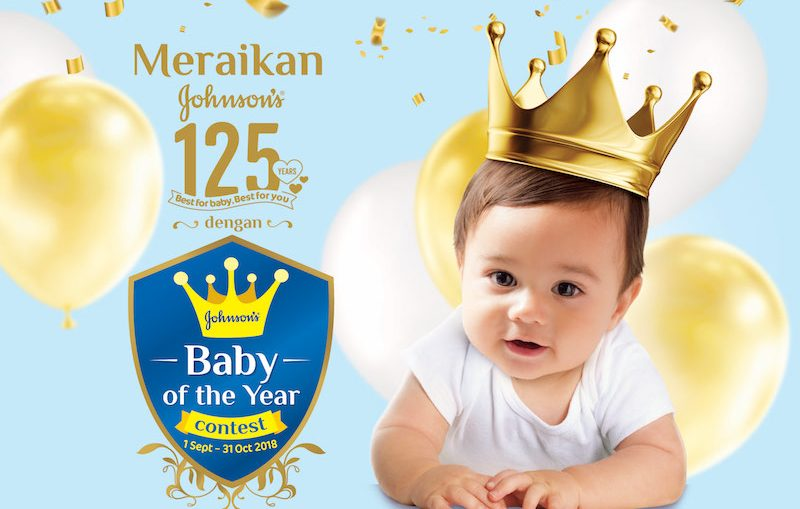 Johnson's Baby of the Year Contest 2018