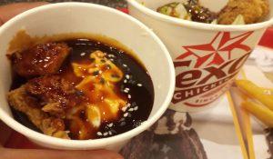 Spicy Korean Mash Bowl - Texas Chicken