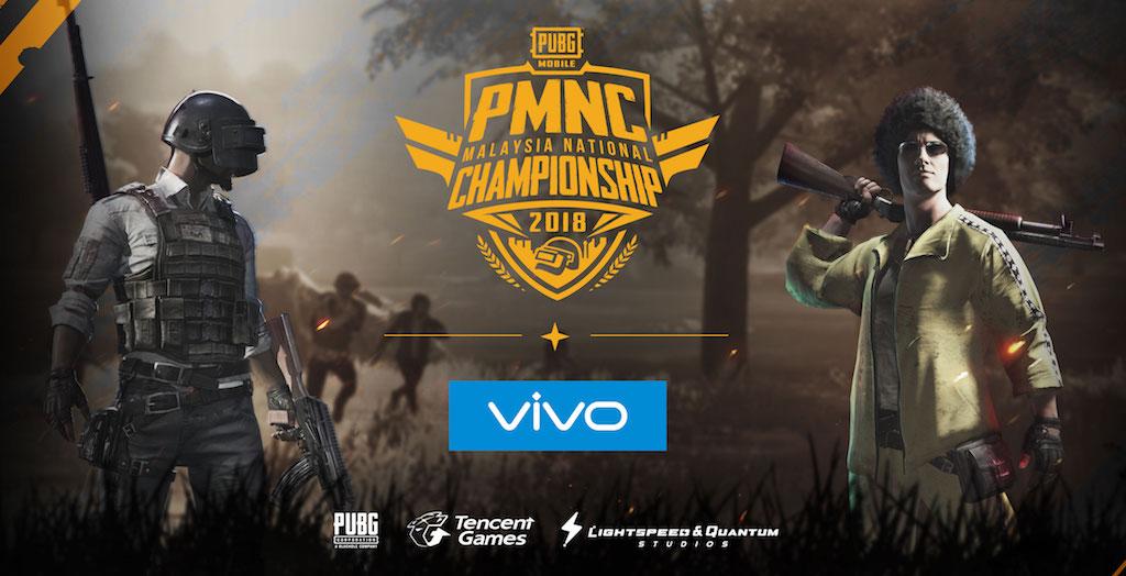 PUBG Mobile Malaysia National Championship (PMNC 2018) Tawar Hadiah RM60,000