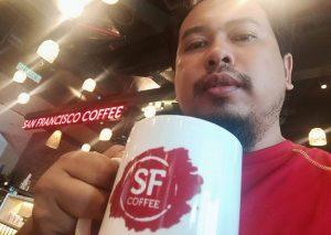 SF Coffee with Bro Framestone