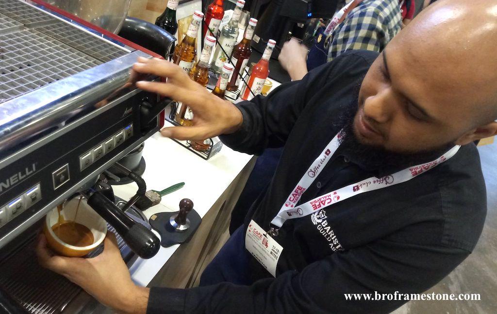 Barista Cafe Malaysia 2019