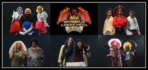 Finalis Maharaja Lawak Mega 2018