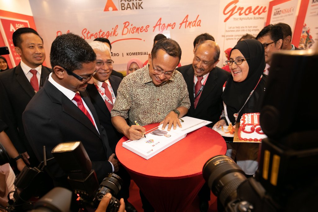 Menteri Besar Terengganu, YAB Dr. Ahmad Samsuri Mokhtar