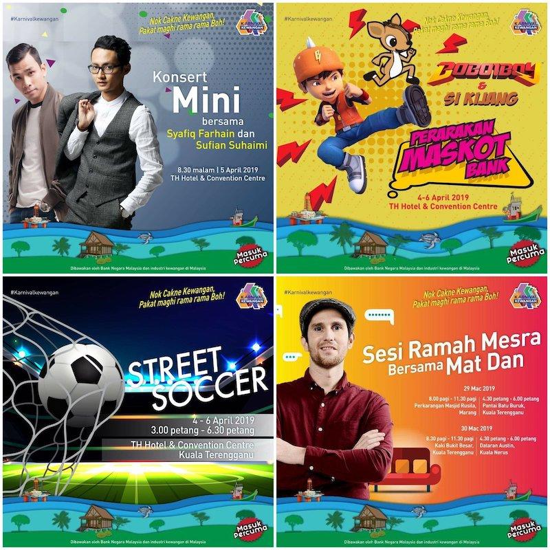 Program Khas Karnival Kewangan Terengganu