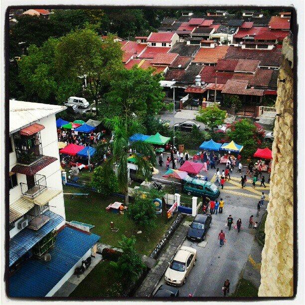 Bazar Ramadan SS6 Kelana Jaya