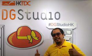 HKTDC DG Studio