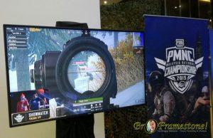 Aksi PUBG Mobile National Championship (PMNC 2019)