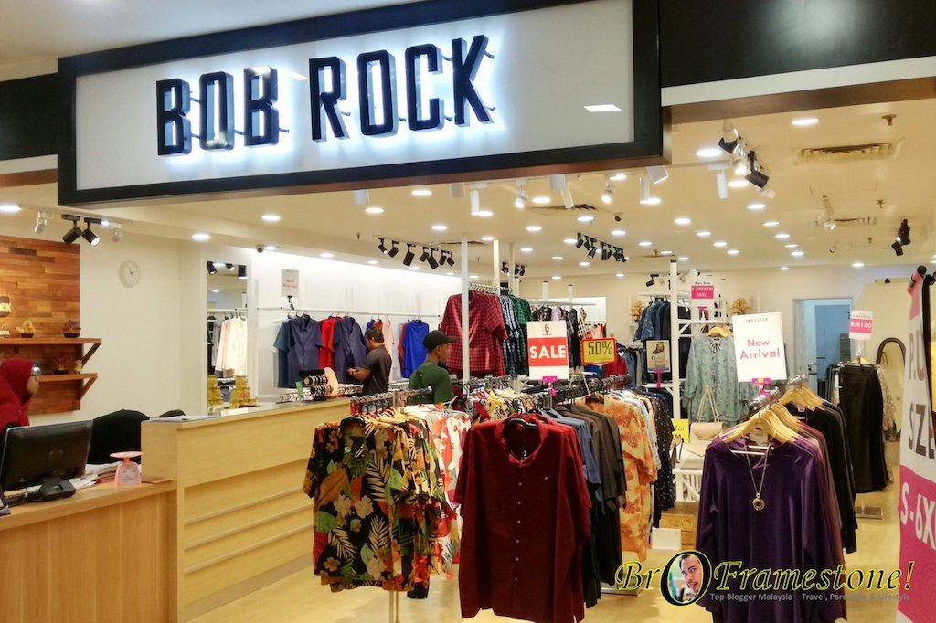 Bob Rock Plaza Shah Alam