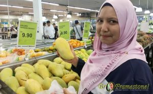 Golden Dragon Mango Segi Fresh Market