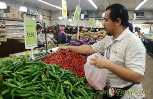 Harga Cili Di Segi Fresh Market