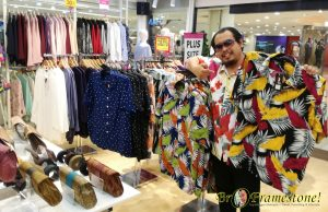 Plus Size Bob Rock Shah Alam