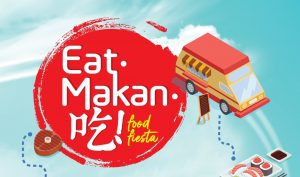 Setia City Mall's Food Carnival