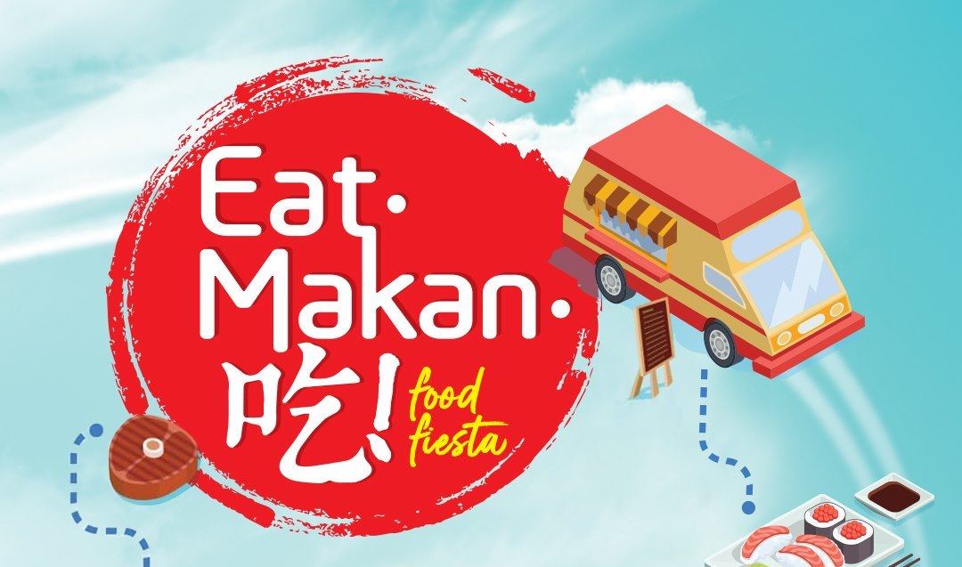 Setia City Mall's Food Carnival
