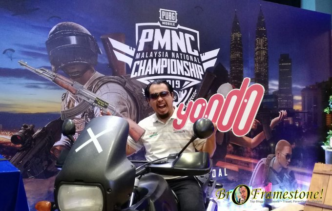 Yoodo PUBG Mobile National Championship (PMNC 2019)