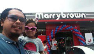 Marrybrown Caltex Sg Choh, Rawang