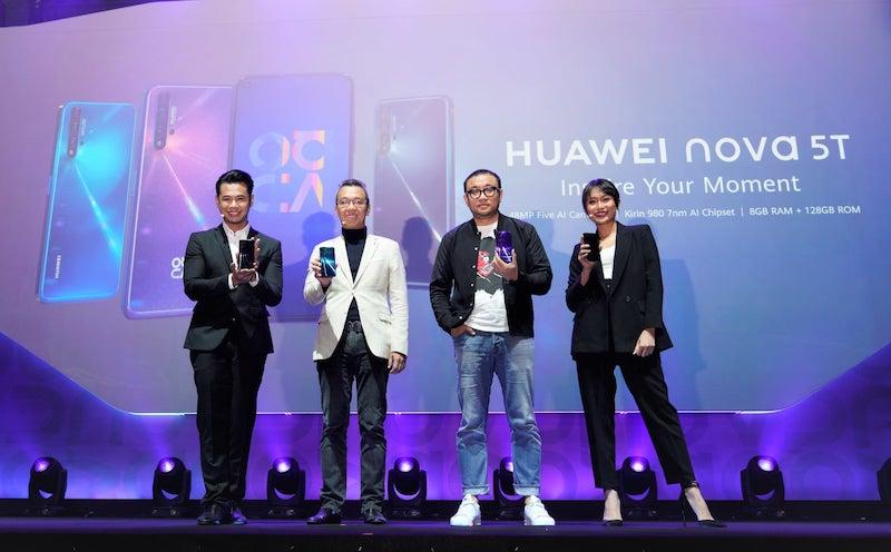 Pre Order Huawei nova 5T