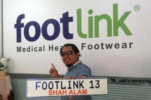 Footlink 13 Shah Alam Promosi