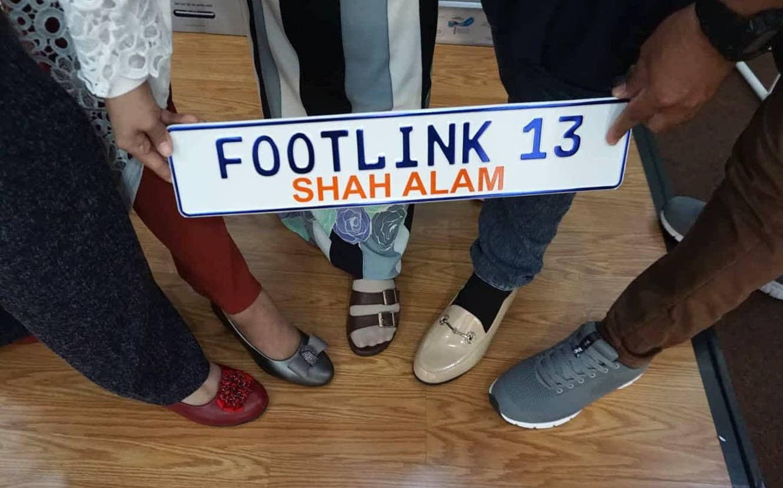 Footlink 13 Shah Alam