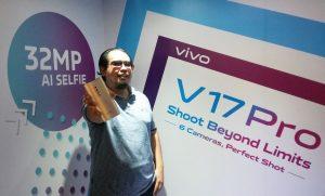 Vivo V17 Pro Dilancarkan di Malaysia