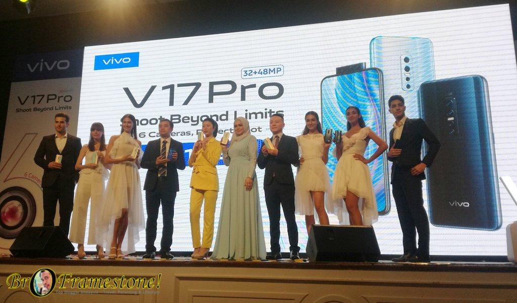 Vivo V17 Pro Dilancarkan di Malaysia Pada Harga RM1,699 & Hadir Dengan 6 Kamera